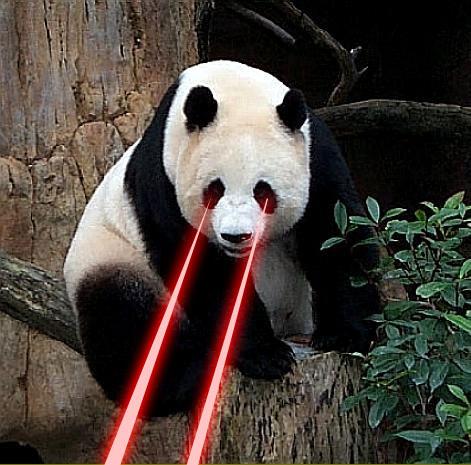 Laser Panda